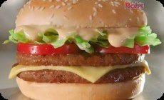 ハンバーガーのCM