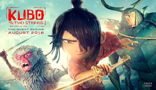 "「KUBO/クボ 二本の弦の秘密」(""KUBO AND THE TWO STRINGS""2016米国)"