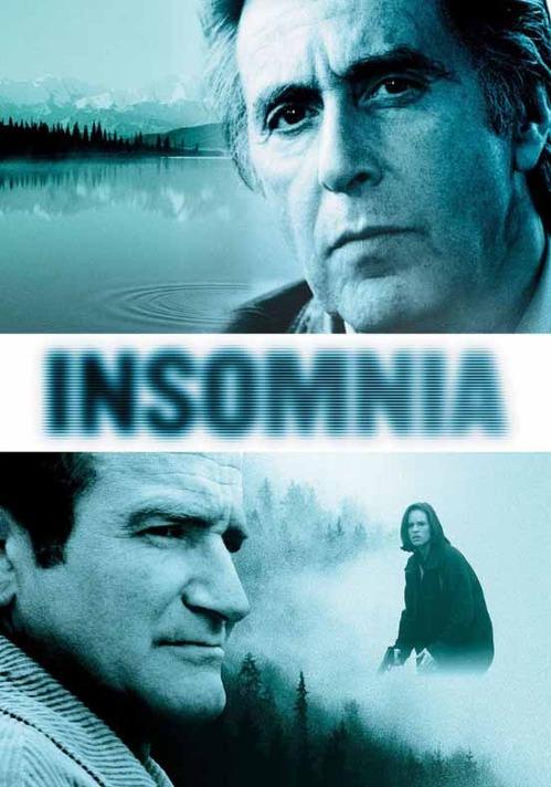 「インソムニア」(2002米国)