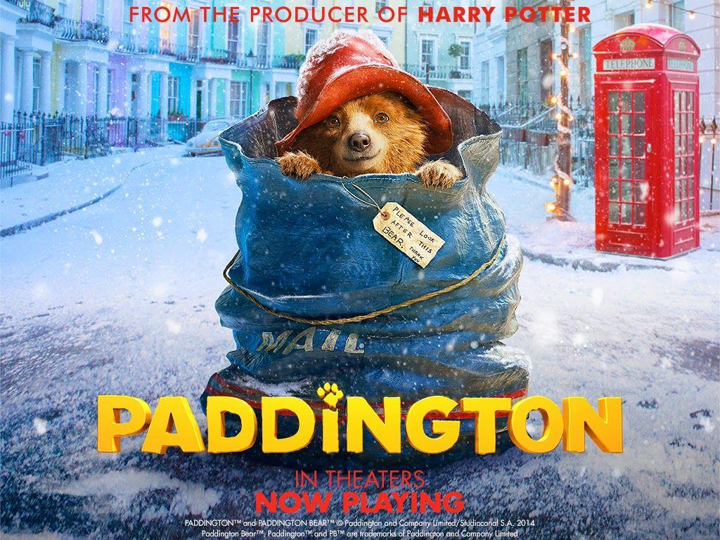 """「パディントン」(""""PADDiNGTON""""2014英国・仏国)"""