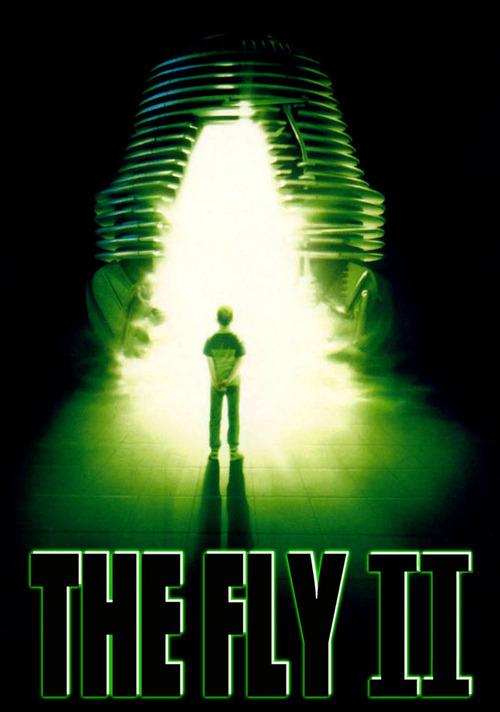 """「ザ・フライ2二世誕生」(""""The Fly �""""1989米国・英国・豪州)"""