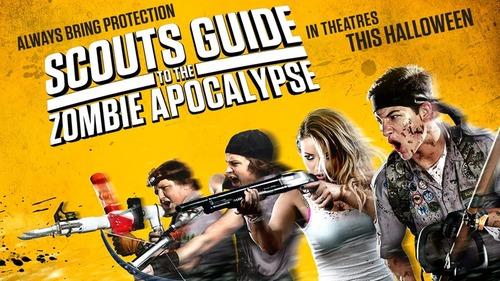 """「ゾンビーワールドへようこそ」(""""Scouts Guide to the Zombie Apocalypse""""2015米国)"""