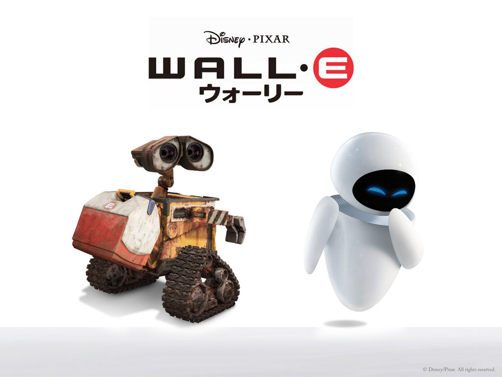 ウォーリー/WALL・E」(2008米...