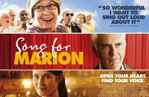 """「アンコール!!」(""""Song for Marion""""2012英国)"""