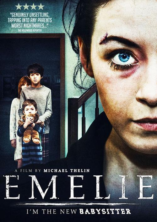 """「エミリー 悪夢のベビーシッター」(""""EMELIE""""2015米国)"""