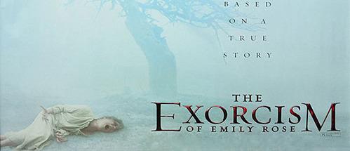 """「エミリー・ローズ」(""""The Exorcism of Emily Rose""""2005米国)"""