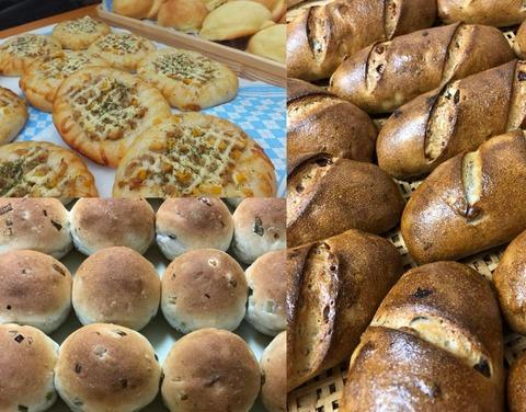 パン屋イメージ写真