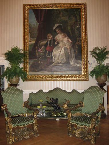 アン王女の寝室 4