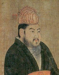 隋(ずい)の皇帝( 大和時代⑧ 遣隋使、小野妹子