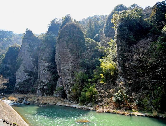田染三宮の景