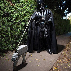StarWarsDogWalk