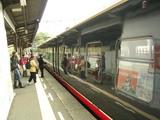 リゾート21黒船電車1