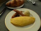 テラス朝食6