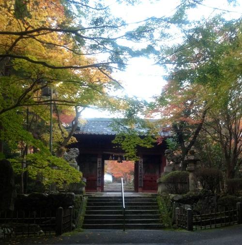 神峯山寺1