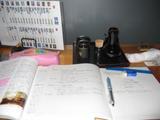 こちょうで勉強