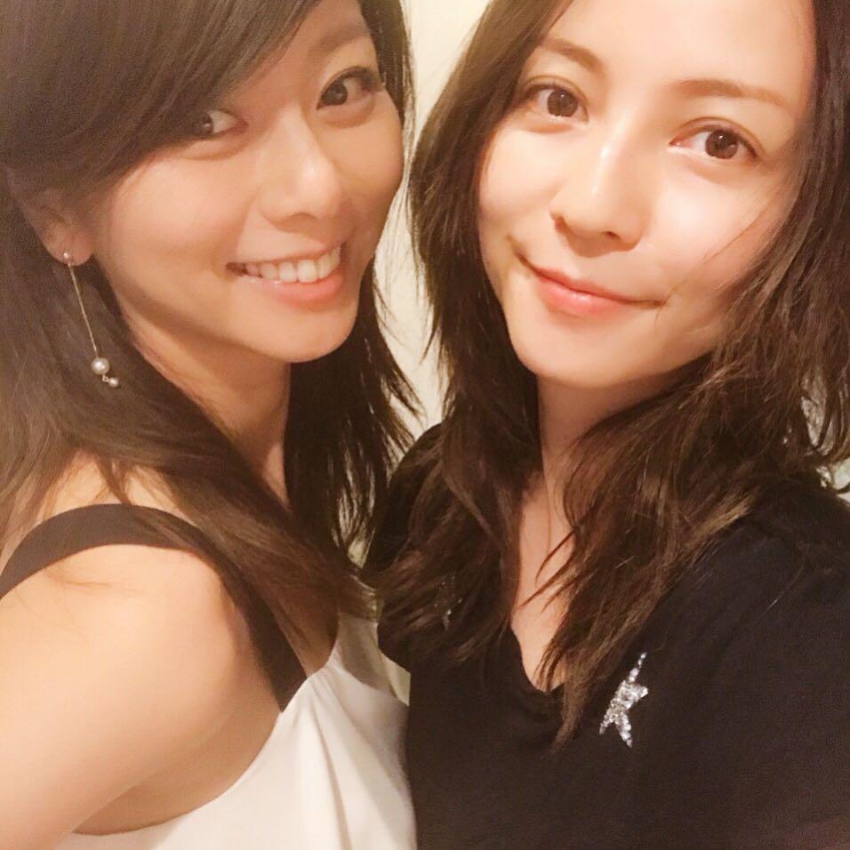 【芸能】香里奈&えれな姉妹、久々2ショット公開「美しさの極み」絶賛の声相次ぐ