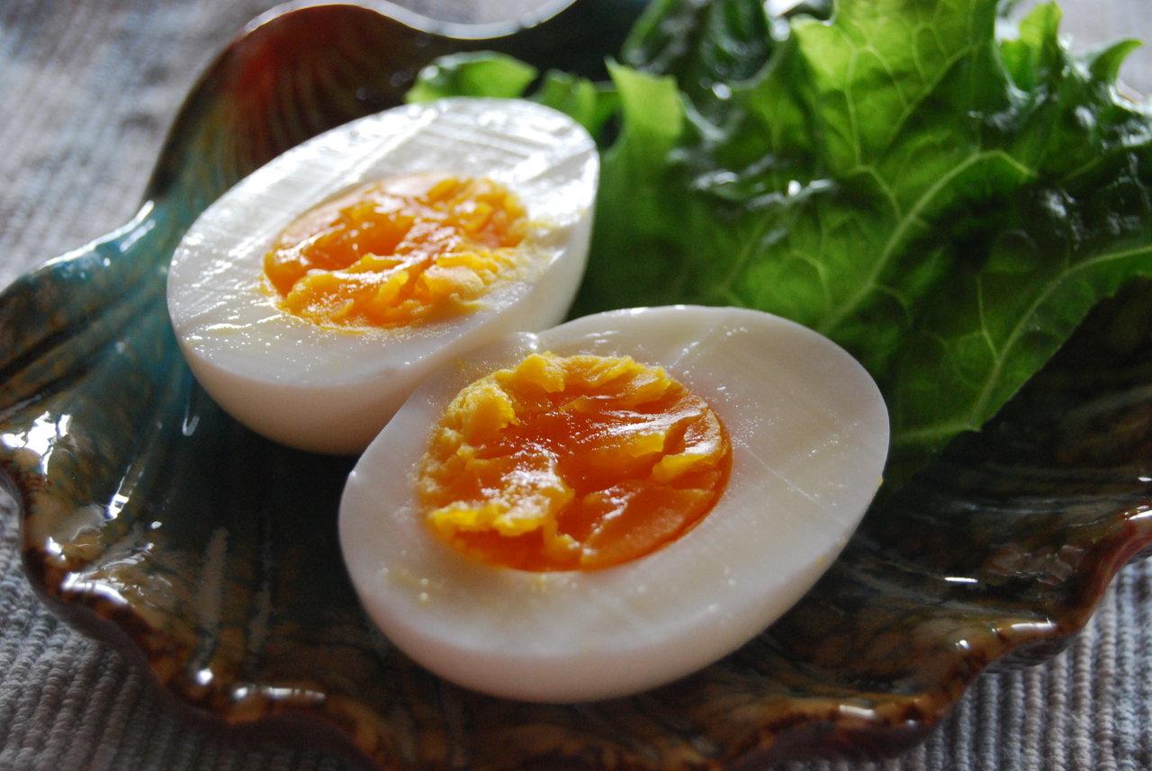 ゆで 卵 塩 麹