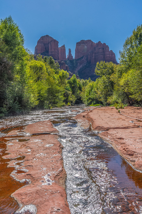lr blog Sedona Cathedral rock-
