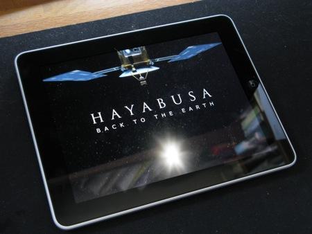 iPad��HAYABUSA