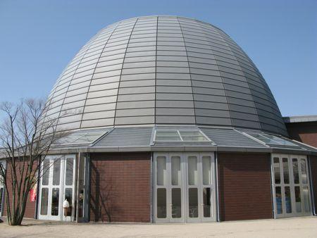 プラネタリウムドーム