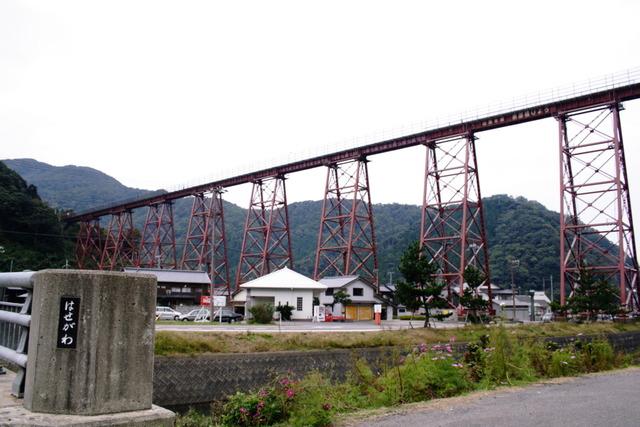 餘部鉄橋5