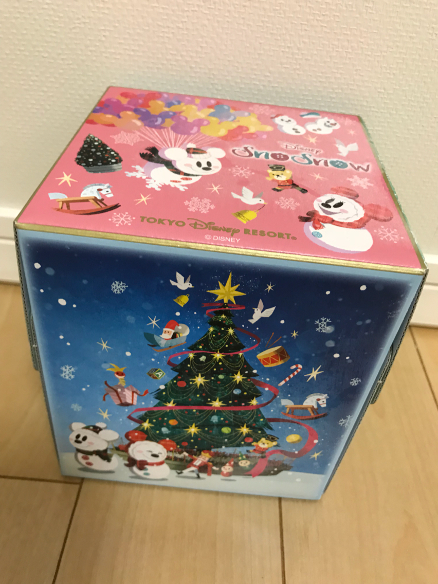 クリスマスケーキもディズニー♡ : ひろんの婚活&恋愛必勝法
