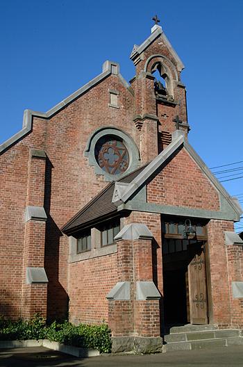青森:教会
