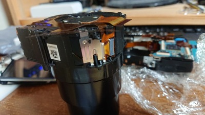 カメラ修理1