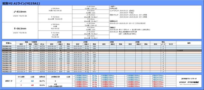 A1管理表