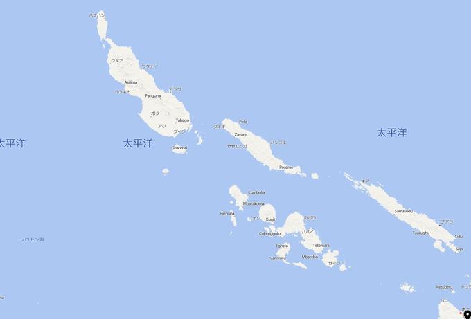 ソロモン諸島2