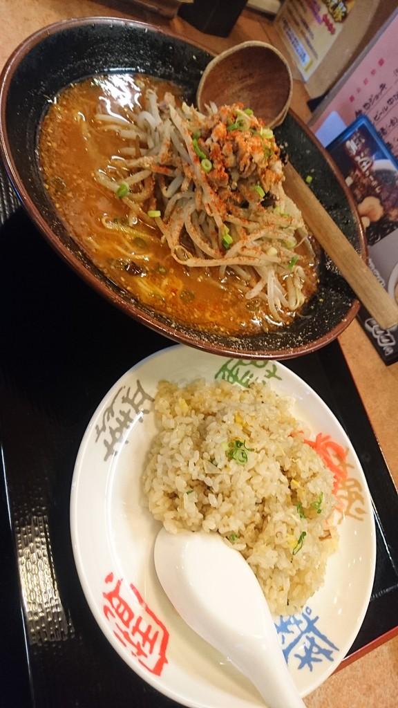 和歌山中華蕎麦 はたお商店 高崎店>