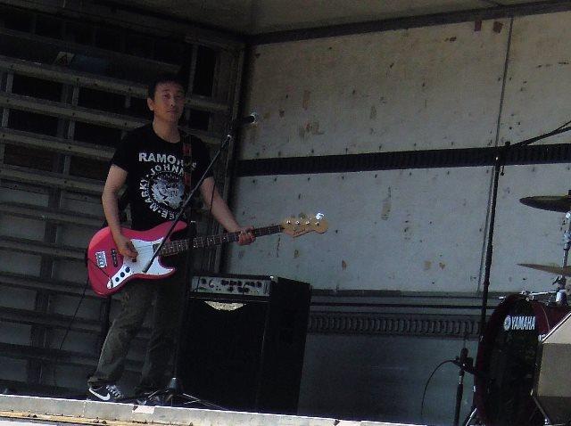 学校祭bass