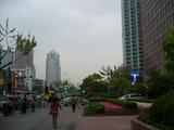 ホテル前2
