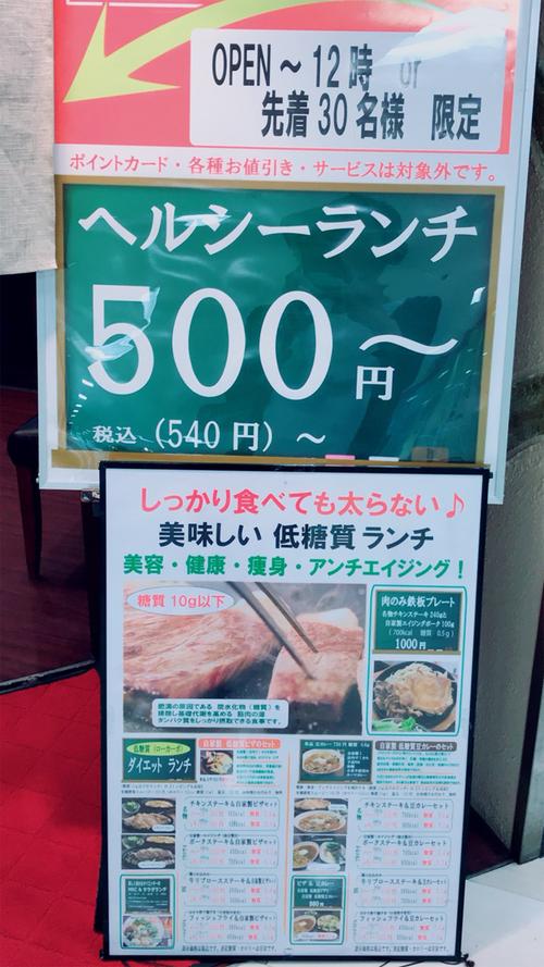 京橋-肉バル-医食同源-看板