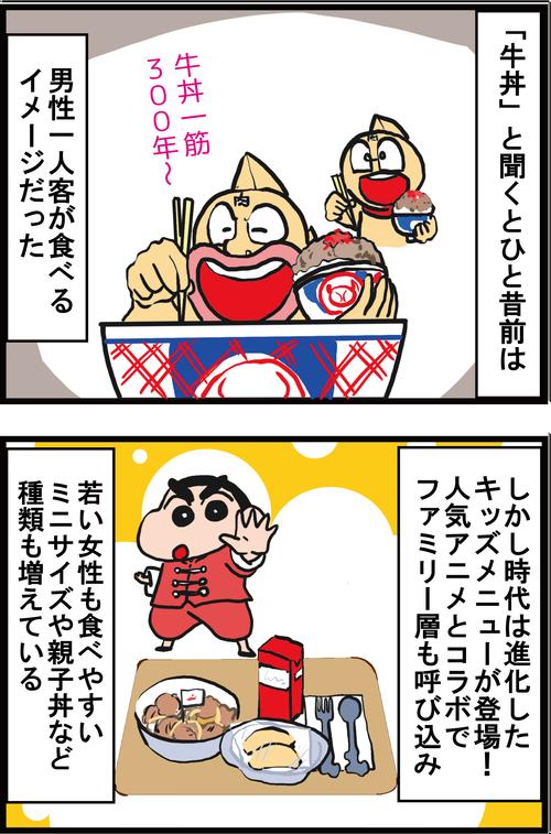【血糖値対策】低糖質ブーム!ロカボの波が牛丼にまで…!?1