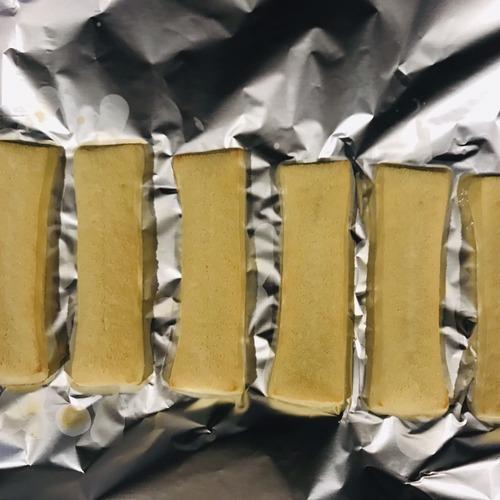3高野豆腐ラスク1