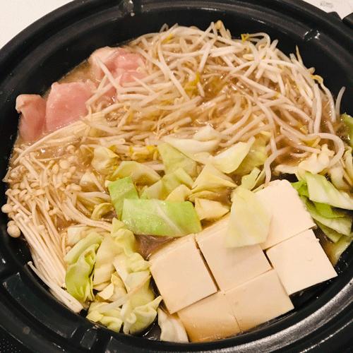 モヤシ鍋2