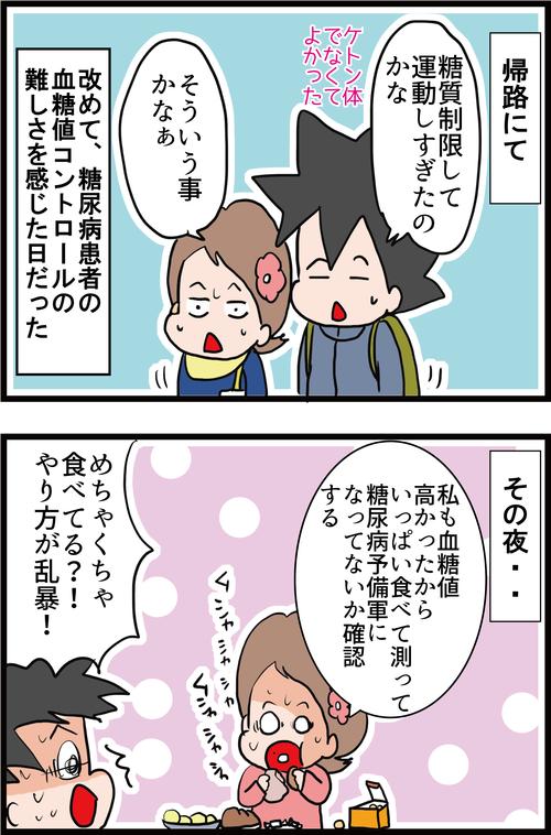 【血糖値】夫婦を襲った謎の血糖値スパイク!!?(その2)4