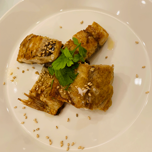 鯖カレー焼き2