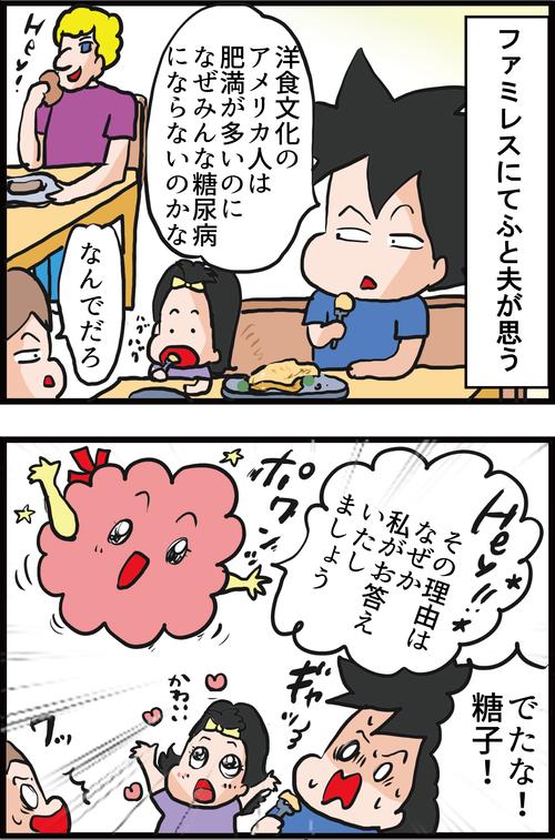 【血糖値】日本人は欧米人より2型糖尿病になりやすいってほんと?1