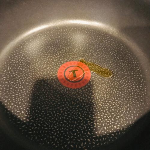 イワシキムチ厚揚げ作り方1