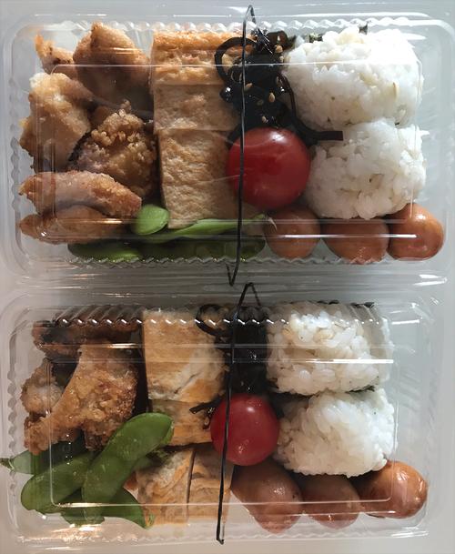 運動会お弁当