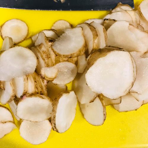 キクイモ1