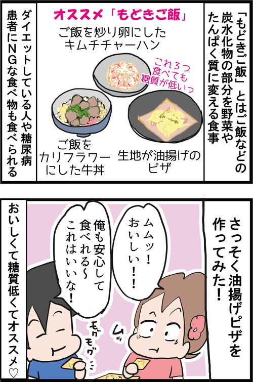 【高血糖対策】ガッツリ食べて楽に糖質制限ダイエット!4