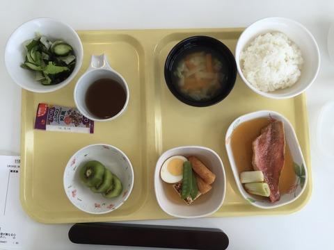 糖尿病・病院食(夕食)