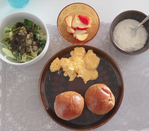 朝食 - コピー