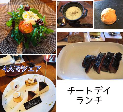 昼食(外食)