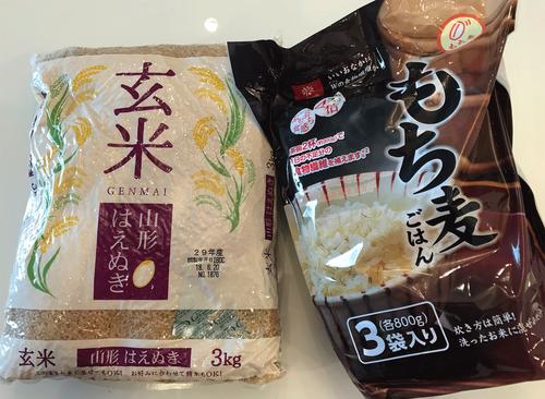 玄米もち麦