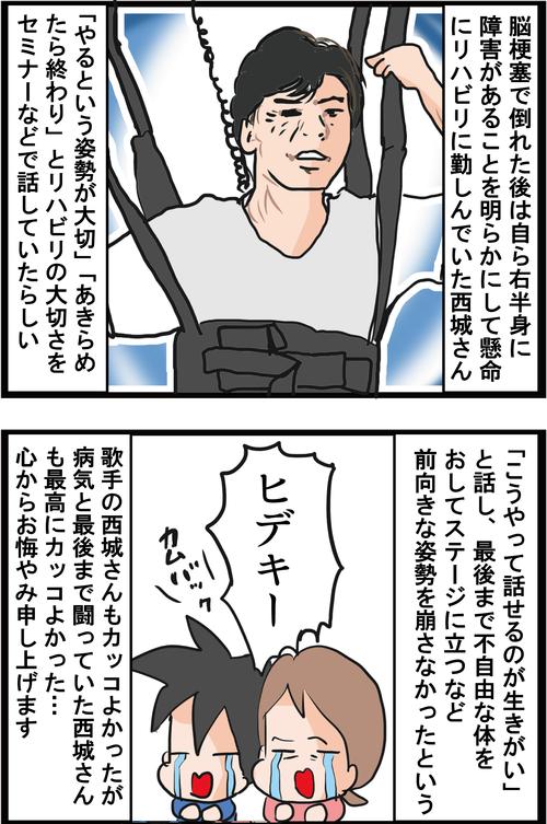 【高血糖】西城秀樹さんの脳梗塞は糖尿病のせいだった…!?4