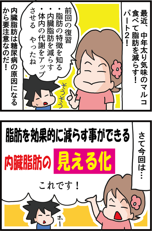 【血糖値改善】食べて解消!?メタボリック症候群!1
